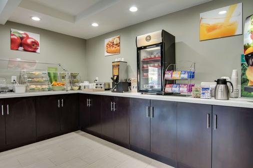 雅典大学区品质套房酒店 - 阿森斯 - 自助餐