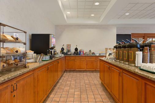 卡尔加里机场丽怡酒店 - 卡尔加里 - 自助餐