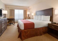 卡尔加里机场丽怡酒店 - 卡尔加里 - 睡房