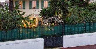 维拉维克托里娜酒店 - 尼斯 - 户外景观