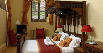 旧皇宫酒店 - 林肯 - 睡房