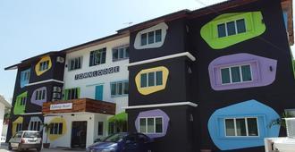 克勒邦贝斯卡镇旅馆 - 马六甲 - 建筑