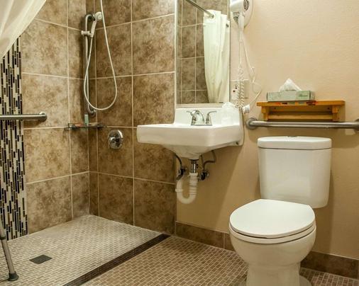圣达菲依可诺奇套房酒店 - 圣达菲 - 浴室