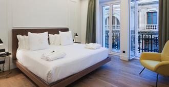 维多利亚女王宫殿4号体验酒店 - 巴伦西亚 - 睡房