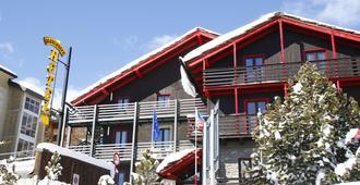 白雪酒店 - 塞斯特雷 - 建筑