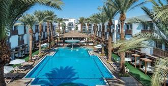 珀加索斯酒店 - 埃拉特 - 游泳池