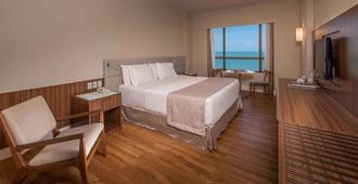 格兰马奎斯酒店 - 福塔莱萨 - 睡房