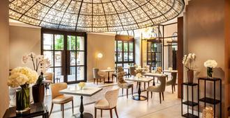 布达佩斯贝克丽笙布鲁酒店 - 布达佩斯 - 餐馆