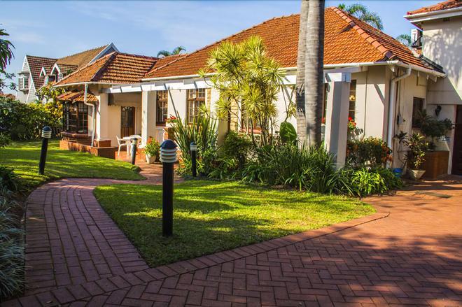 棕榈树B&B旅馆 - 德班 - 建筑