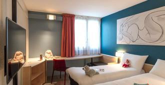 图尔诺德宜必思酒店 - 图尔 - 睡房