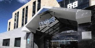 天顶大厅 88 号开放式公寓酒店 - 萨拉曼卡 - 建筑