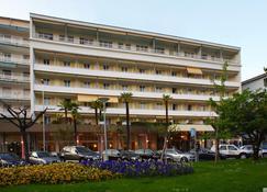 帕尔马奥拉克酒店 - 洛迦诺 - 建筑
