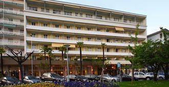 帕尔马奥拉克酒店 - 洛迦诺 - 餐馆