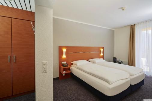 帕尔马奥拉克酒店 - 洛迦诺 - 睡房