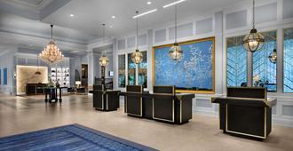 圣路易斯查斯公园广场圣淘沙集团酒店 - 圣路易斯 - 大厅