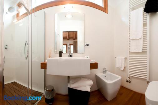 特雷梅尔利海滩酒店 - 的里雅斯特 - 浴室