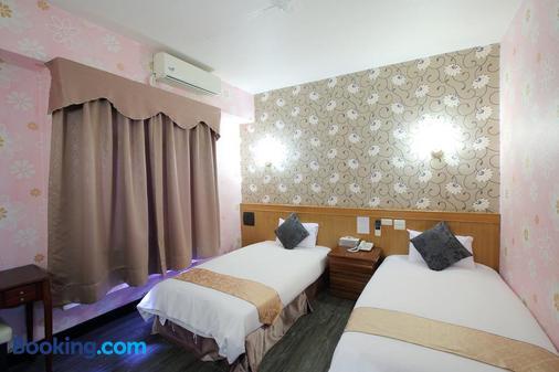 嘉冠大飯店 - 嘉义市 - 睡房