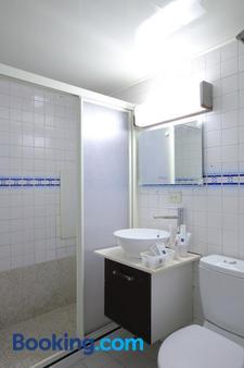 嘉冠大飯店 - 嘉义市 - 浴室