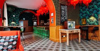 罗马基纳雷特旅舍 - 罗马 - 酒吧