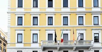 罗马发电机酒店 - 罗马 - 建筑