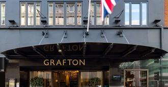 丽笙蓝光爱德华七世格拉夫顿酒店 - 伦敦 - 建筑