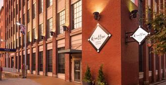 圣路易斯威斯汀酒店 - 圣路易斯 - 建筑