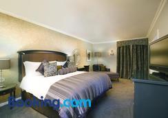 库里南街南方阳光酒店 - 开普敦 - 睡房