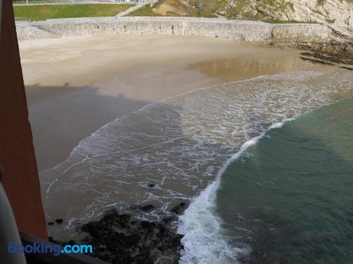 萨布隆酒店 - 利亚内斯 - 海滩