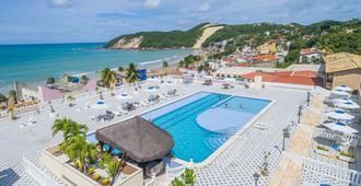 克里斯蒂纳塔尔度假酒店 - 纳塔尔 - 游泳池