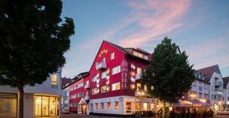司徒加特埃特泽尔酒店 - 斯图加特 - 建筑