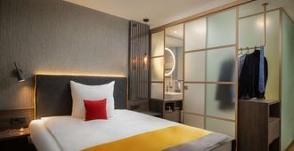 司徒加特埃特泽尔酒店 - 斯图加特 - 睡房