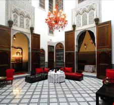 里亚德菲斯亚曼达庭院旅馆