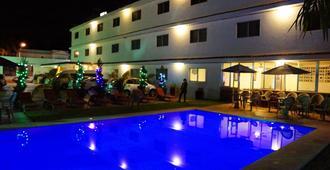拉斯达利亚斯酒店 - 梅里达 - 游泳池