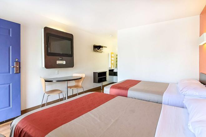 桑尼维尔南6号汽车旅馆 - 森尼维耳市 - 睡房