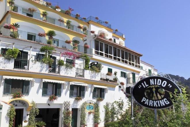 伊尔尼多酒店 - 阿马尔菲 - 建筑