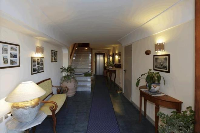 伊尔尼多酒店 - 阿马尔菲 - 门厅