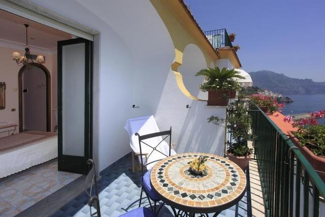 伊尔尼多酒店 - 阿马尔菲 - 阳台
