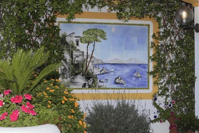 伊尔尼多酒店 - 阿马尔菲 - 户外景观