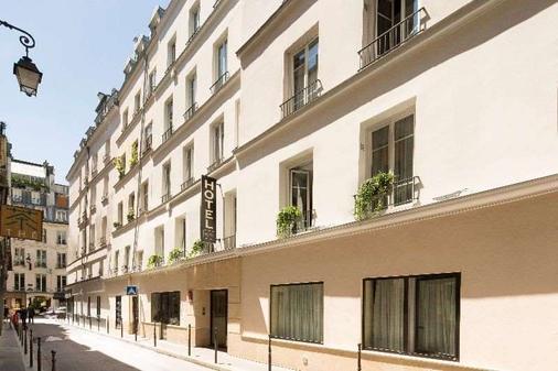 金狮卢浮宫酒店 - 巴黎 - 建筑