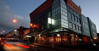 新普利茅斯国敦酒店 - 新普利茅斯 - 建筑