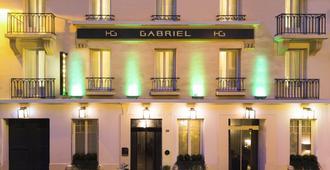 巴黎加布里埃尔酒店 - 巴黎 - 建筑