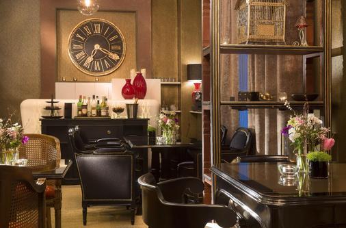 巴黎加布里埃尔酒店 - 巴黎 - 酒吧