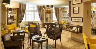 巴约讷艾驰奥纳 - 波尔多贝斯特韦斯特高级酒店 - 波尔多 - 休息厅