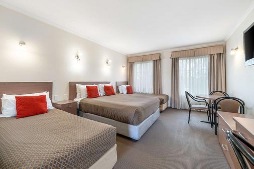 沃加赫里蒂奇伊克诺旅馆 - 沃加沃加 - 睡房