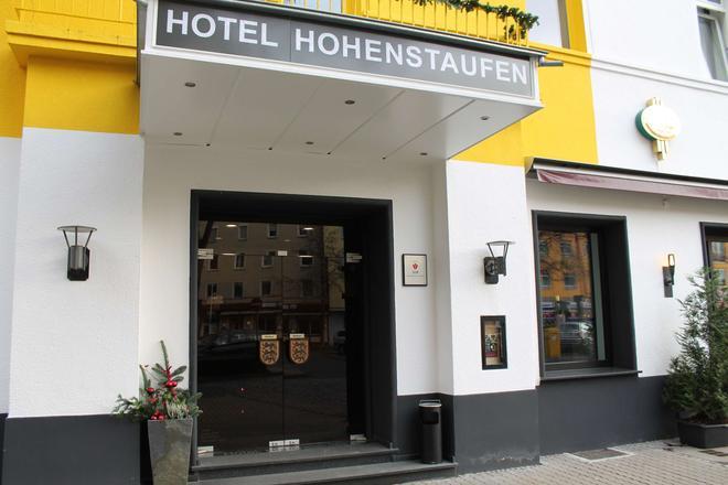 霍恩斯陶芬酒店 - 科布伦茨 - 建筑