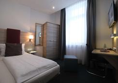 霍恩斯陶芬酒店 - 科布伦茨 - 睡房