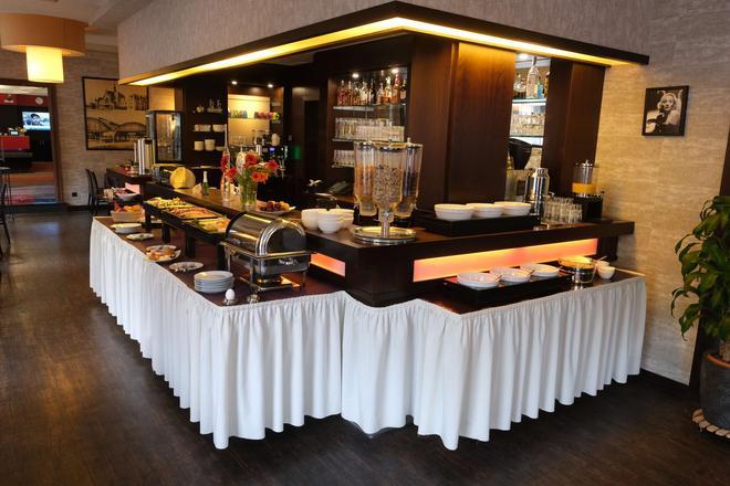 霍恩斯陶芬酒店 - 科布伦茨 - 自助餐