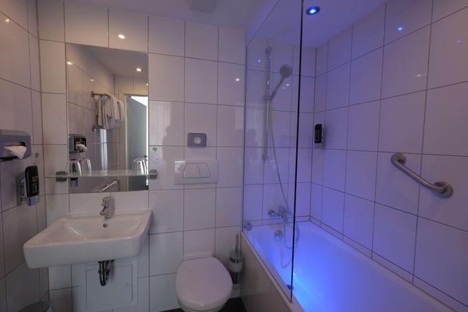 霍恩斯陶芬酒店 - 科布伦茨 - 浴室