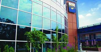 魁北克环宇酒店 - 魁北克市 - 建筑