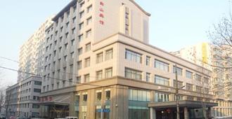 大连白山宾馆 - 大连 - 建筑
